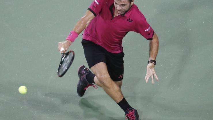 Stan Wawrinka beginnt US Open gegen spanischen Routinier Fernando Verdasco