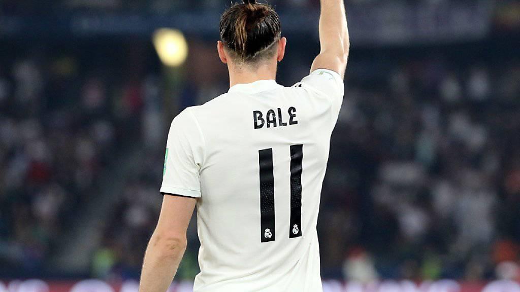 Zidane über Bale: «Hoffen, dass er geht»