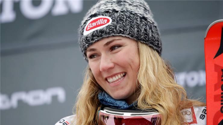 Neunmal war Holdener im Weltcup schon Zweite, siebenmal hinter der Amerikanerin Mikaela Shiffrin.