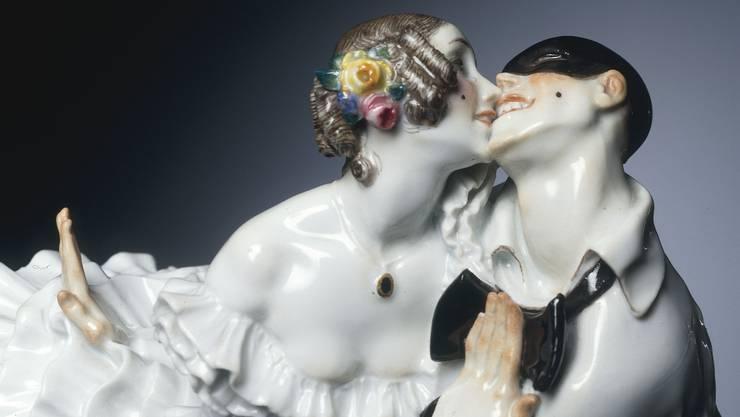 Meissener Porzellan: Der neue «Allmen» dreht sich um exquisite Stücke, die unter dem Ladentisch gehandelt wurden.