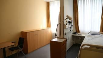 Im Spital Muri sollen vier Palliativ-Zimmer eingerichtet werden. ZVG
