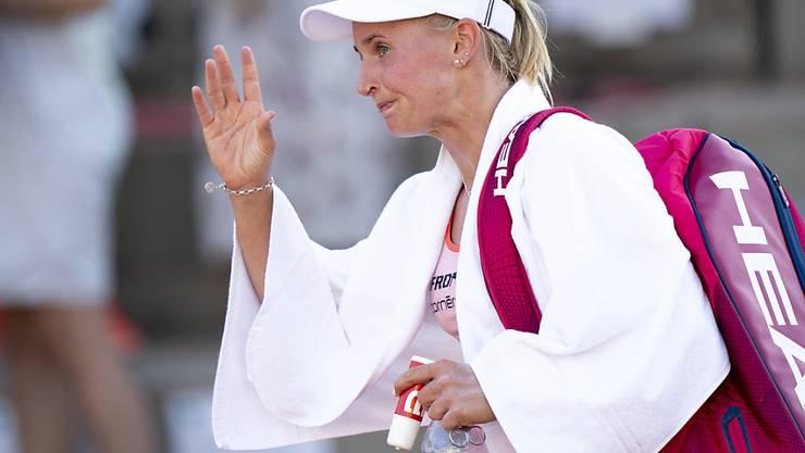 Jil Teichmann scheitert in Hobart in der Startrunde