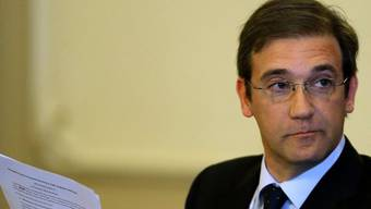 Vom Parlament unterstützt: Portugals Ministerpräsident Pedro Passos Coelho und seine Sparmassnahmen (Archiv)