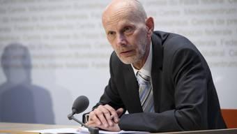 Daniel Koch, Leiter Abteilung Übertragbare Krankheiten des Bundesamts für Gesundheit.