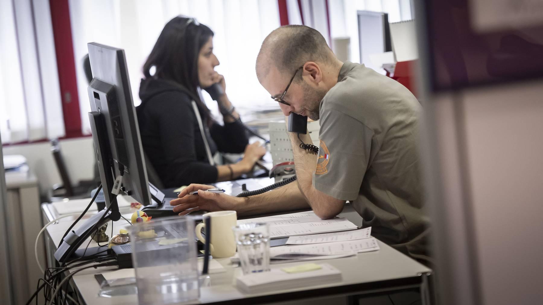 Selbständig Erwerbende werden hart getroffen, weil sie keine Kurzarbeit einführen können (Symbolbild).