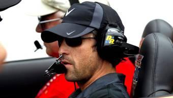 """""""Grey's Anatomy""""-Star Patrick Dempsey fährt Autorennen (Archiv)"""