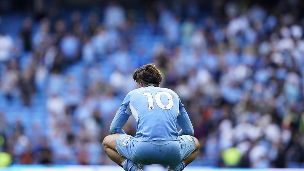 Manchester City stolpert zuhause
