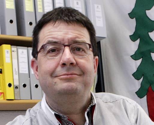 Dieter Studer (Archiv)