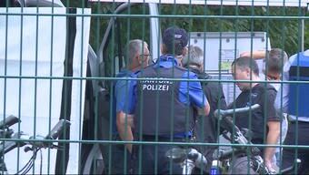 Die Aargauer Polizei hatte letztes Jahr deutlich weniger Einsätze wegen Asylbewerbern.