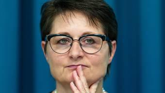 Unter Druck: Franziska Roth.