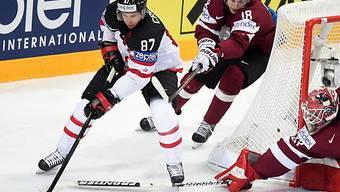 Sidney Crosby feiert erfolgreichen WM-Start mit Kanada