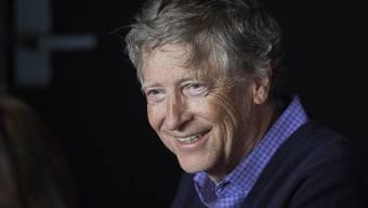 Der US-Milliardär und Co-Gründer von Microsoft, Bill Gates, sieht gentechnisch veränderte Lebensmittel nicht so kritisch wie manche Aktivisten in Europa. (Archivbild)