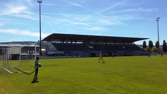 Qualifikation Schweizer Cup, FC Wohlen - FC Köniz 1:0, am Samstag, 1. Juni.