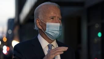 Joe Biden will nach Amtseintritt die Entscheidung Trumps rückgängig machen. Foto: Carolyn Kaster/AP/dpa/Archiv