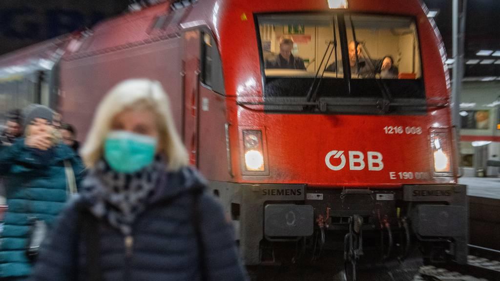 Österreich stoppt Züge aus Italien über Brenner-Route