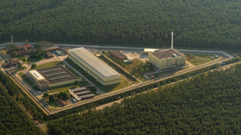 ARCHIV - Atomares Zwischenlager Gorleben. Foto: Philipp Schulze/dpa