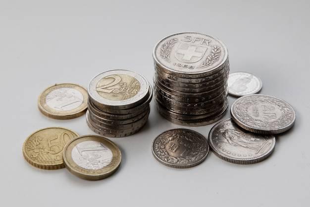Euro-Wechselkurs und Preisdruck machen den KMU zu schaffen.