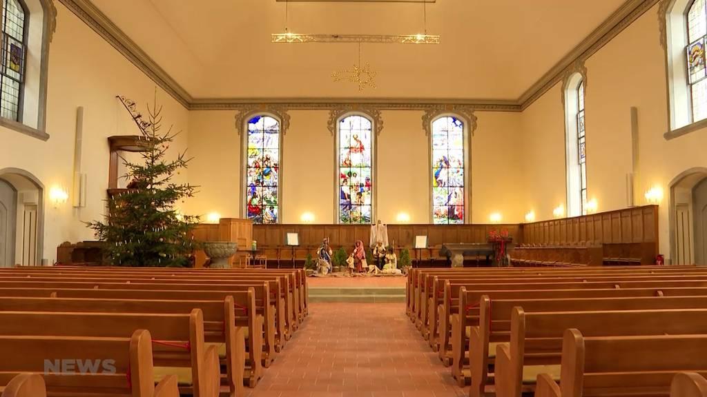 Pünktlich zu Heiligabend: Kirche von Herzogenbuchsee fertig saniert