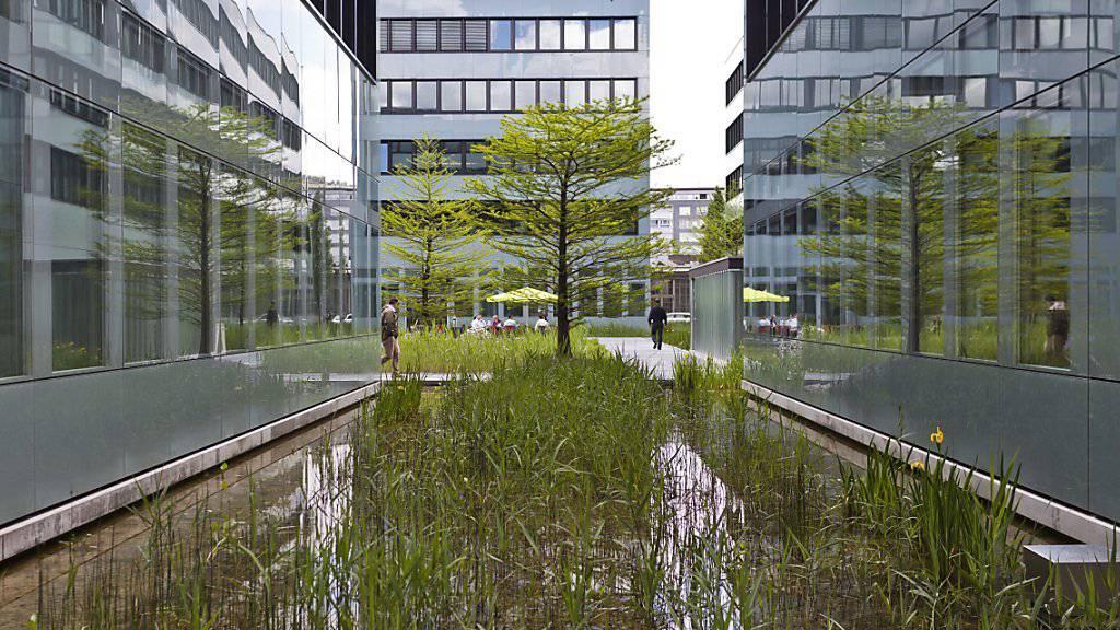 Siemens BT hat 2015 am Standort Zug 150 Stellen gestrichen. (Archiv)