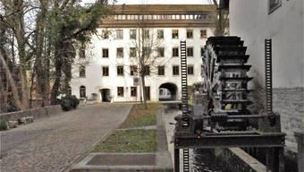 Ein früherer Geschäftsleiter von Alzheimer Aargau geriet in die Mühlen der Justiz. Im Bild das Gebäude in Aarau, in dem sich die Geschäftsstelle befindet.