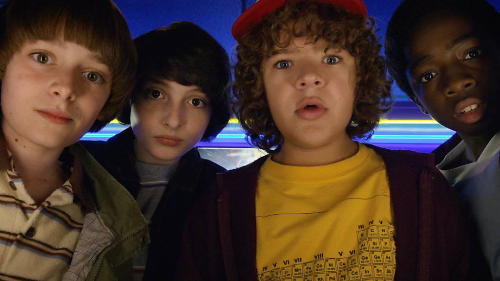 US-Serie «Stranger Things» wird mit dritter Staffel fortgesetzt