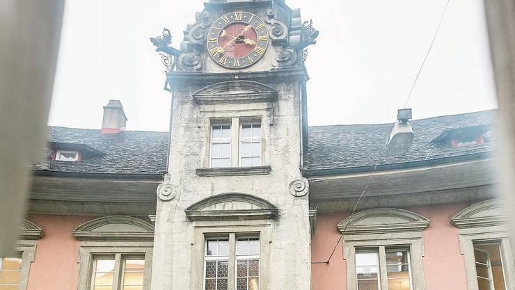 Das Rathaus soll als Verwaltungszentrale abgelöst werden.