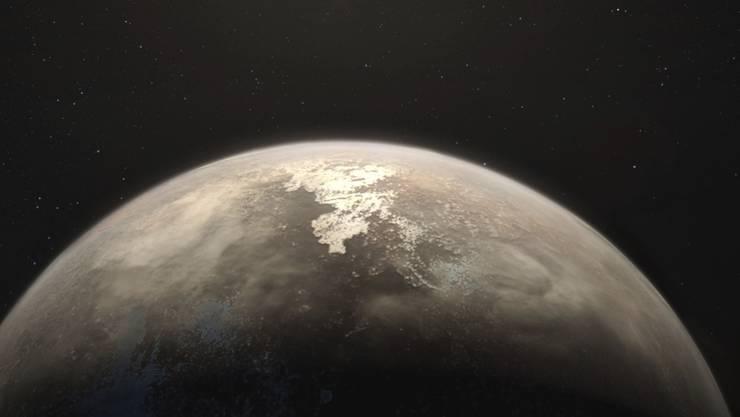 Auf der Jagd nach Planeten ausserhalb unseres Sonnensystems hat ein Konsortium mit Schweizer Beteiligung ein neues, hochpräzises Instrument entwickelt. (Themenbild)