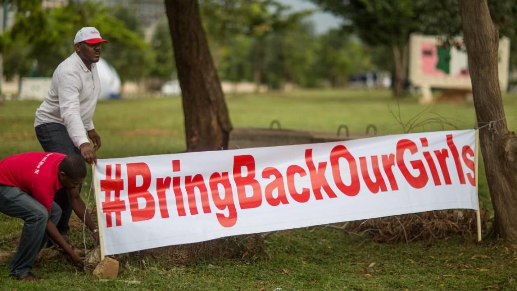 Sieben Jahre nach Chibok-Entführung: 112 Mädchen weiter vermisst