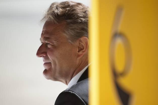 PostAuto-Direktor Daniel Landolf wird ab sofort abgelöst.