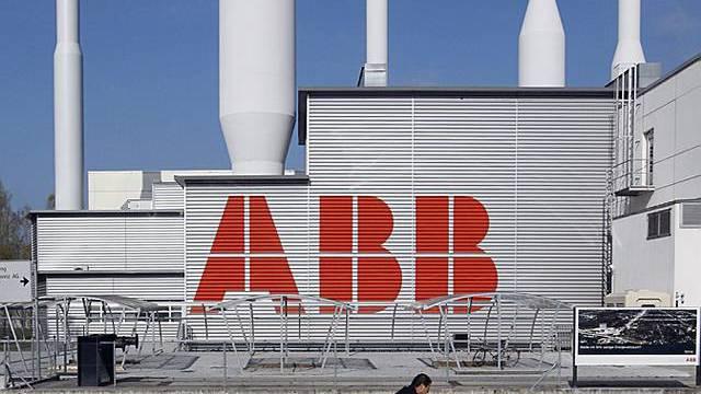 ABB fährt eine Milliarde Gewinn ein.