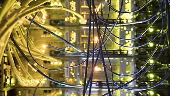 Experten erwarten, dass die Zahl der Cyberattacken weiter zunehmen werden. (Archiv)