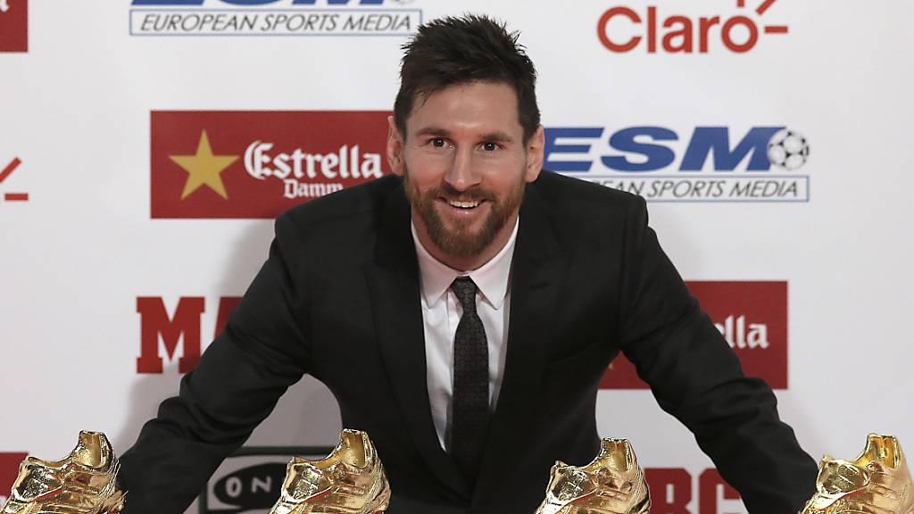 Weltfussballer-Wahl: Fifa werden Unregelmässigkeiten vorgeworfen