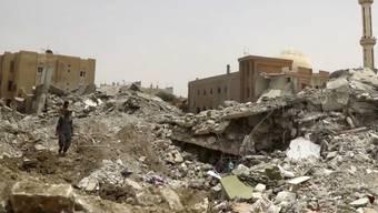 LafargeHolcim soll in Syrien die Terror-Miliz Islamischer Staat bezahlt haben, um ein Werk weiterbetreiben zu können. (Symbolbild)