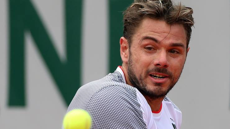 Schweizer Tennisspieler Stan Wawrinka.
