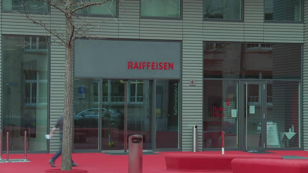 860 Mio. Franken Gewinn: Raiffeisen gewinnt neue Kunden