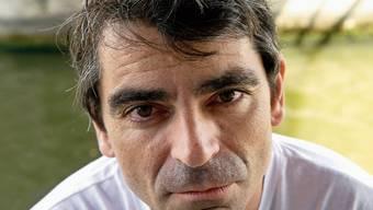 Der irischstämmige Schriftsteller Joseph O'Neill.