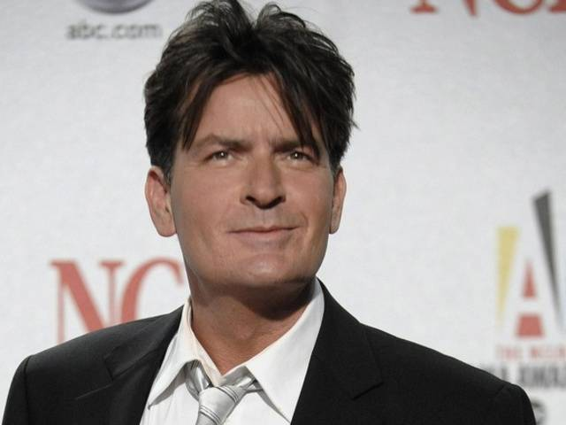 Episode aus «Two and a half men» mit Charlie Sheen