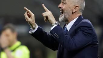 Stefano Pioli soll die AC Milan wieder auf die Beine bringen