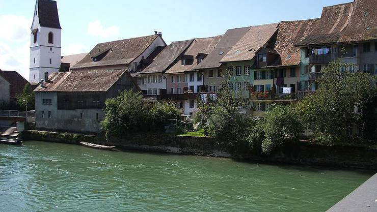 Die Stadt an der Reuss hat ihre Zahlen im Griff.