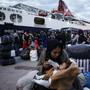 Die Schweiz hat sich bereit erklärt, eine gewisse Anzahl unbegleiteter Minderjähriger aus Griechenland zu übernehmen, falls diese familiäre Beziehungen in die Schweiz haben. Das sagte Bundesrätin Karin Keller-Sutter am Freitag in Zagreb am Rande eines EU-Ministertreffens.