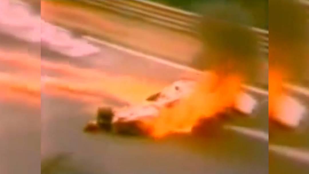 Nürburgring 1976: Wegen dieses Unfalls hatte Niki Lauda lebenslang gesundheitliche Probleme