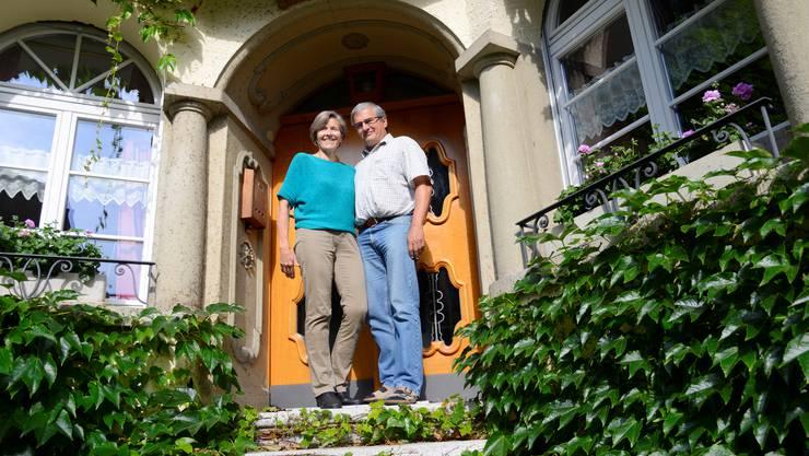 Marianne und Jürg Bumbacher, die Gründer des Lehrlingsfoyers, gehen nach fast 30 Jahren in Pension.