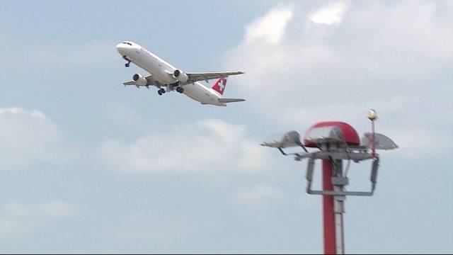 Fluglärm-Alarm im Aargau