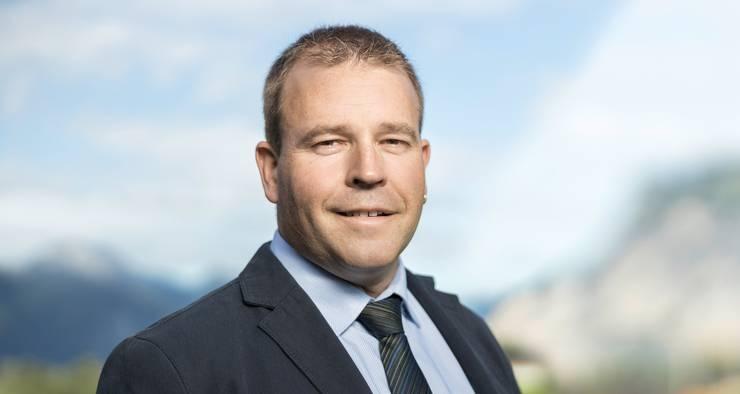 Christian Arnold, Gesundheitsdirektor des Kantons Uri