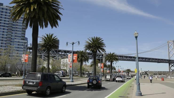 Ein Leben in der teuersten Stadt der USA ist nicht einfach: San Francisco von seiner Sonnenseite.