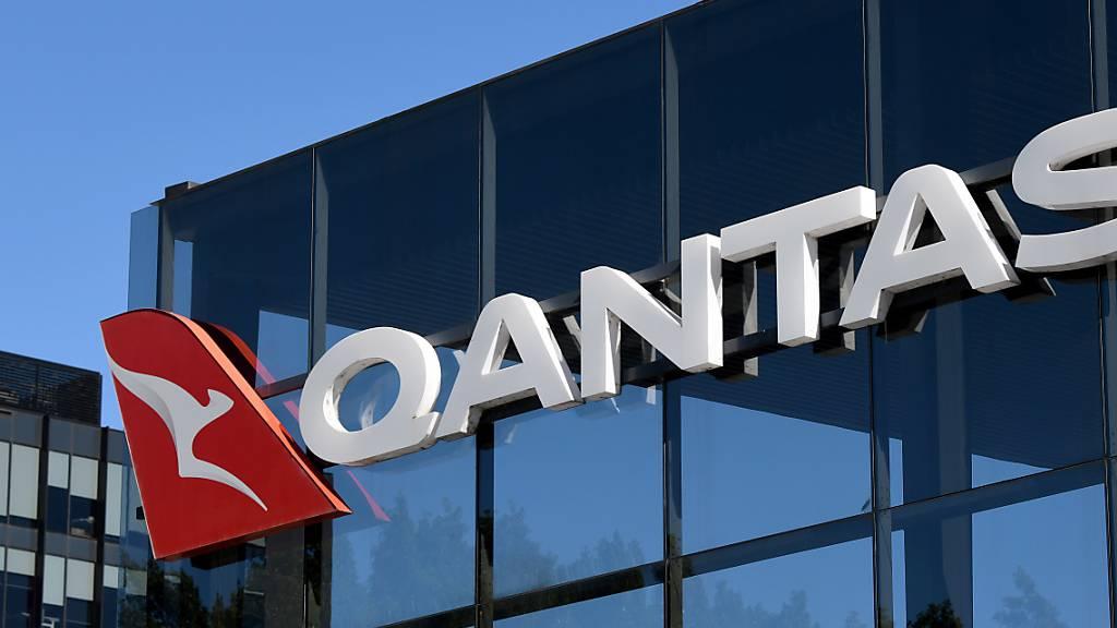 Qantas streicht wegen Coronakrise 6000 Stellen