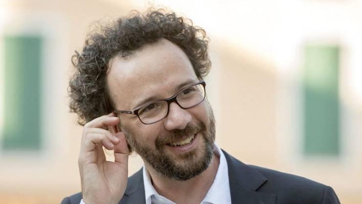 «Ich glaube nicht, dass ich geeignet bin, zumal ich ja kein Deutsch spreche»: Carlo Chatrian, künstlerischer Leiter des Locarno Festivals, in einem Interview im Sommer 2017.