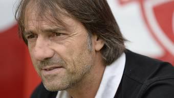 Stefano Maccoppi war 2014 auch einmal Interimstrainer beim FC Sion. Nun amtet er in gleicher Funktion beim Challenge-League-Aufsteiger Stade Lausanne-Ouchy
