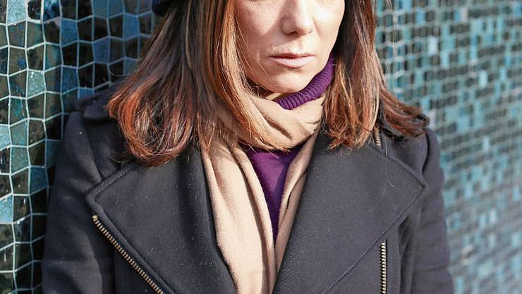 Brisante Biografie: Ex-Eiskunstläuferin Sarah Abitbol.
