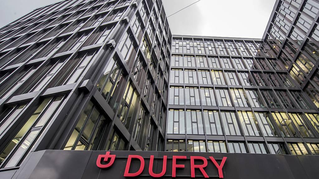 2020 war kein gutes Jahr für Dufry: der Hauptsitz des Unternehmens in Basel (Archivbild).